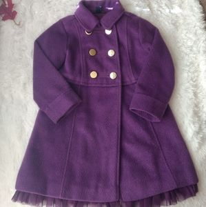 baby gap 4t girls jacket coat